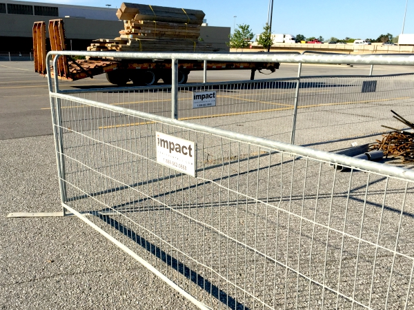 Temporary Fence Rental - Impact Fence Rentals Inc