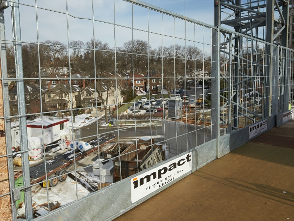 Edge Protection Systems - Impact Fence Rentals Inc.