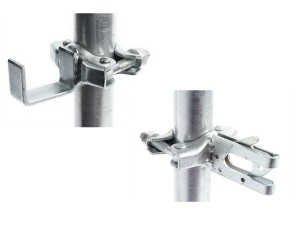 Rapid Clamp NA020 and Rapid Latch NA021