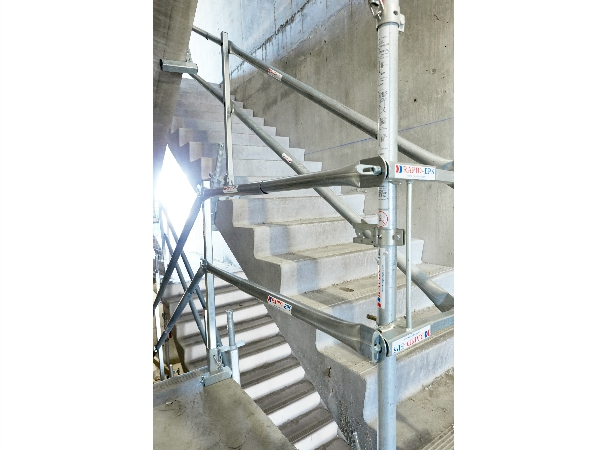 Rapid Stair System
