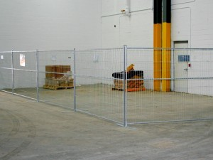 6 Foot Temporary Fence